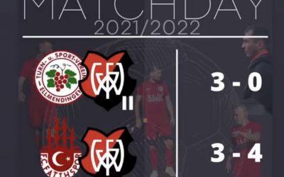 Spieltag 12: Lastminute-Sieg beim Tabellenzweiten